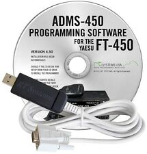 RT-SYSTEMS ADMS-450 USB Cable & RT Systems Software FT-450