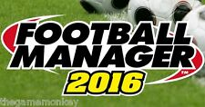 FOOTBALL MANAGER 2016 [PC/Mac/Linux] (Steam key only)