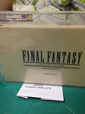 FINAL FANTASY COLLECTION  ANNIVERSARY PACKAGE PLAYSTATION VGA 90 ARCHIVAL CASE