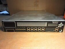 TippingPoint S1400N IPS-1.5GBPS-5X GIG-T/5X 1G FBR Firewall Appliance HP JC020A