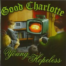 CD - Good Charlotte - The Young And The Hopeless - A566