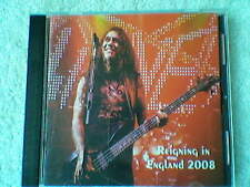 SLAYER LIVE LIM 99 VENOM ANTHRAX RAZOR NUNSLAUGHTER BATHORY METALLICA POSSESSED