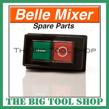 BELLE MIXER switch, 240V MINI 150 MOTORE SWITCH. P / N. 70/0194 MINIMIX
