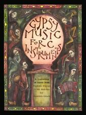 Gypsy Music for C Instruments with CD Flute Solo, Flute + Cd