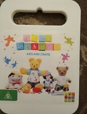 PLAY SCHOOL ARTS AND CRAFTS DVD KIDS