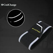 CoolChange Cycling Bike Reflective Ankle Leg Bind Trousers Pants Band Clip Strap