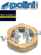 2809 DISCHI FRIZIONE RACING POLINI A 6 MOLLE VESPA 50 125 PK FL FL2 HP