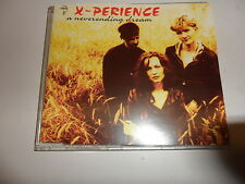 Cd   X-Perience  ‎– A Neverending Dream