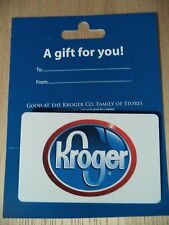 Kroger $ 15 Gift Card (Also Good At Ralph's, Fred Meyer, King Soopers)