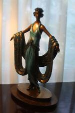 """Erte    (Romain De Tirtoff)     """"Gala""""   Bronze Sculpture   MAKE OFFER"""