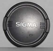 Used Sigma 77mm Lens Front Cap Genuine made in Japan  B11947