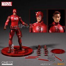 Mezco Toyz One:12 Collective Daredevil 1/12 Scale Figure DC Universe Comics