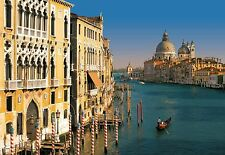 VENEZIA ITALY Photo Wallpaper Wall Mural GONDOLA VENICE RIVER  368x254cm