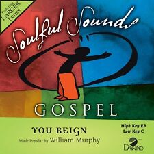 William Murphy - You Reign - Accompaniment CD New