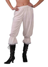Para Mujer Steampunk Pantalones Fancy Dress Costume Pirata Saloon Girl Traje De Fiesta