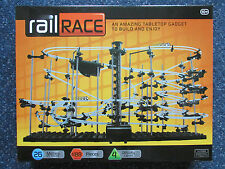 Rail RACE 26m Marble Run  - 488 Pieces (Roller Coaster Track Lift Automated)