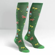 Sock It To Me Women's Knee High Socks - Lawn Art