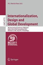 Internationalization, Design and Global Development: 4th International Conferenc