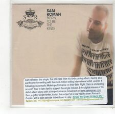 (FS371) Sam Roman, Born To Be The King - 2011 DJ CD