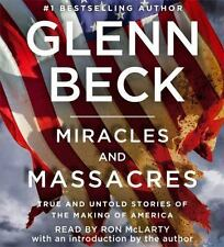 NEW! Miracles and Massacres by Glenn Beck [Audiobook] [Unabridged]