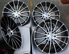 "18"" BMF FORCE 5 ALLOY WHEELS FIT MERCEDES A B C E R CLASS CLA GL VIANO VITO"