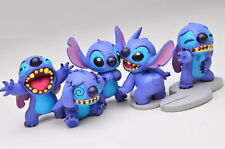 Takara Tomy Disney Stitch Acchi Kocchi Petit Figure Collection Full Set 5pcs