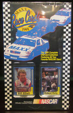 RARE MAXX Racing Box Boxed Complete Set of Nascar Cards 1991