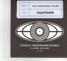 (DW500) The Unwinding Hours, Tightrope - 2010 DJ CD