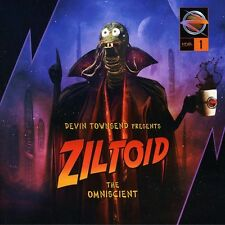 Devin Townsend - Ziltoid the Omniscient [New CD] Holland - Import