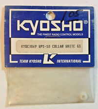 KYOSHO Damper White Collar GS KYOC3069 WPS-10 NEW RC Part