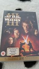 Star Wars - Episode 3 - Revenge Of The Sith (DVD 2-Disc Set, Box Set) FREE P&P