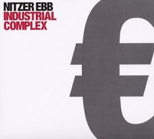 NITZER EBB industriale complessa 2CD digipack 2010