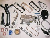 SuperCharger Kit 1 for Classic Mini's. (Carb Models)