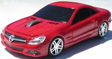 Roadmice: HP Mercedes SL550 Red Wireless Mouse: CLOSEOUT 75% OFF ($12.46)