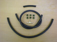 Triumph STAG ** FUEL PIPE KIT ** Under bonnet kit , filter to carbs