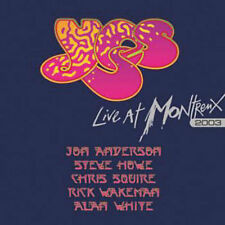 Yes Live at Montreux CD