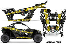 AMR Racing Can Am Maverick X3 Full Graphic Kit Wrap Sticker Parts 2016 + MADHT Y