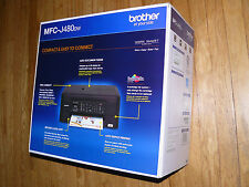 BRAND NEW Brother MFC-J480dw Color Inkjet All-in-One Printer