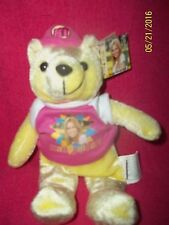 Mandy Moore Limited Edition Beanie Bear #1 - Number 406 - Has Tags
