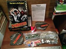 Zombies!!! Directors Cut Board Game Complete In Box Twilight Creations NoBRAINER