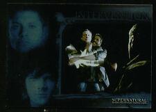 """SUPERNATURAL SEASON 2 (Inkworks/2007) """"INTERVENTION"""" CASE LOADER CARD #CL1"""