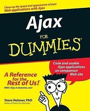 Ajax for Dummies by Steve Holzner (2006, Paperback)