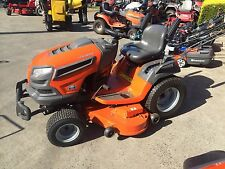 LOW HOUR Husqvarna 30hp Ride On Lawnmower, Hardly Used, 52in Deck, Warranty Inc.