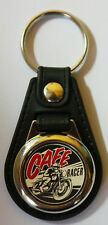 CAFE RACER KEY RING  Top Quality, Brand New