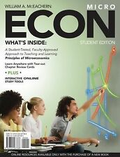 ECON for Microeconomics (with Premium Web Site Printed Access Card)