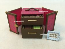 Re-ment dollhouse miniature chocolate gift box 2007
