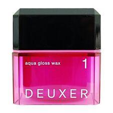 003 NUMBER THREE - DEUXER AQUA GLOSS WAX 1 80g