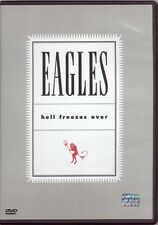 DVD EAGLES HELL FREEZES OVER SEALED NEW