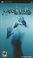 *NEW* Obscure The Aftermath - PSP