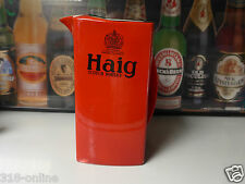 Haig Scotch Whisky water jug made in England {As is Sale}
